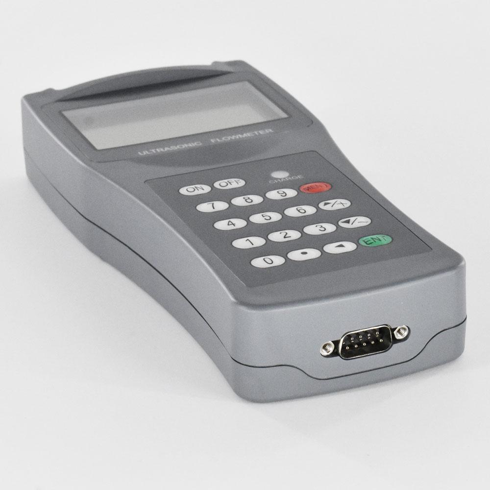 Digitális hordozható ultrahangos vízáramlásmérő TDS-100H - Mérőműszerek - Fénykép 3