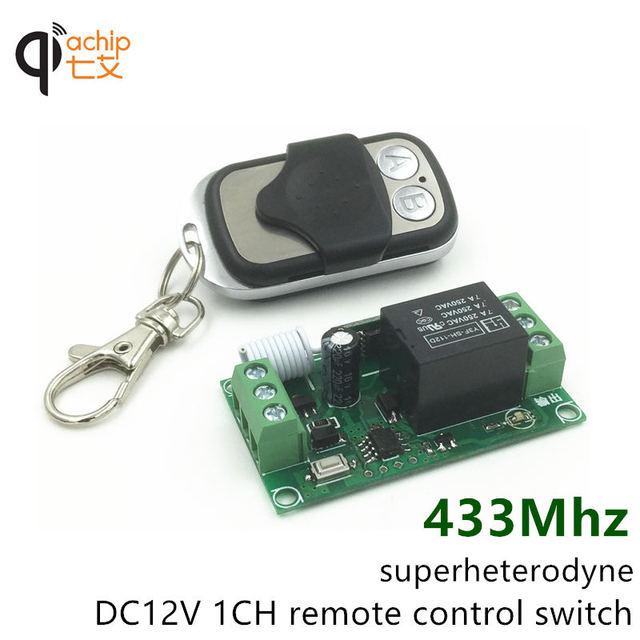 Aliexpresscom  Buy 433 Mhz Universal Wireless Remote Control