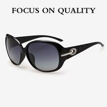 Sunglasses Women Polarized Elegant Rhinestone Ladies Sun Glasses Female Sunglasses Oculos De Sol COOLSIR Shades With Case 6214