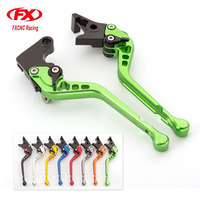 CNC Aluminum Adjustable 3D Motorcycle Brake Clutch Levers Long And Short For Honda CB 599 CB599