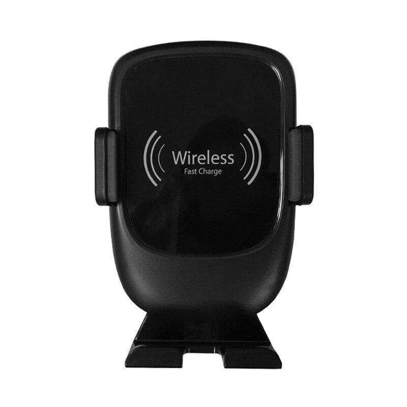 Support pour téléphone de voiture pour iPhone capteur infrarouge Intelligent voiture chargeur sans fil évent pare-brise support pour téléphone Mobile support pour téléphone - 3