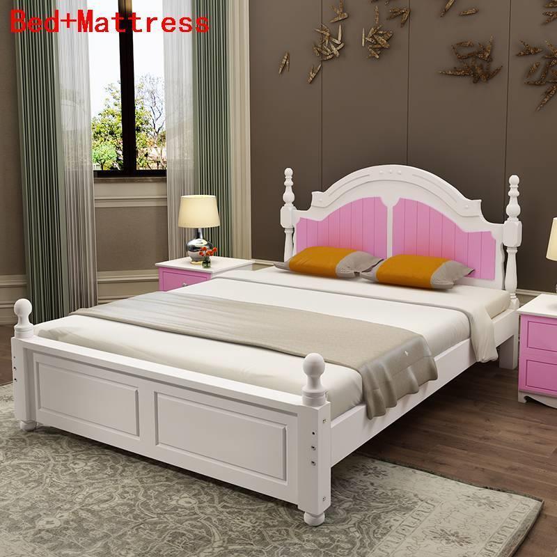 Tempat Tidur Tingkat Odasi Yatak Matrimonio Frame Room Mobilya Single Meble Lit Enfant Mueble bedroom Furniture Moderna Cama Bed
