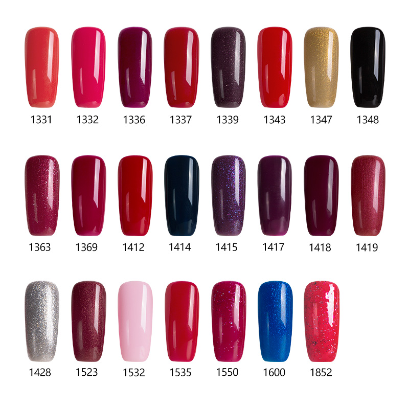 Modelones Winter Season Series Color Gel Polish Hot Sale 23Pcs/Lot ...