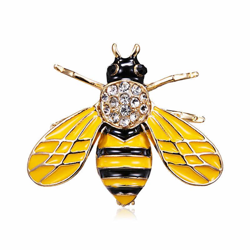 動物昆虫ブローチ銅銃黒色模擬パールクモのブローチ女性子供コートスーツ服アクセサリー