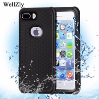 For Iphone X Case Swim Diving Protective Shell For Iphone 7 Case More I6 Plus Case