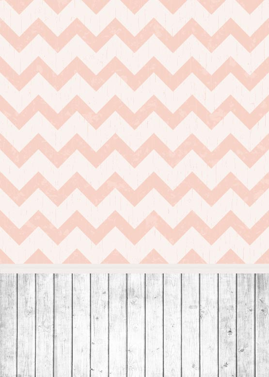 10ft customize pink chevron pattern wall photography backdrops vinyl print for wedding party photo studio background S-1069 missoni for target travel tote colore chevron pattern