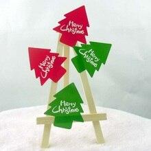 Funny Christmas tree design DIY Multifunction Seal Sticker/Gift Sticker/Gift Label