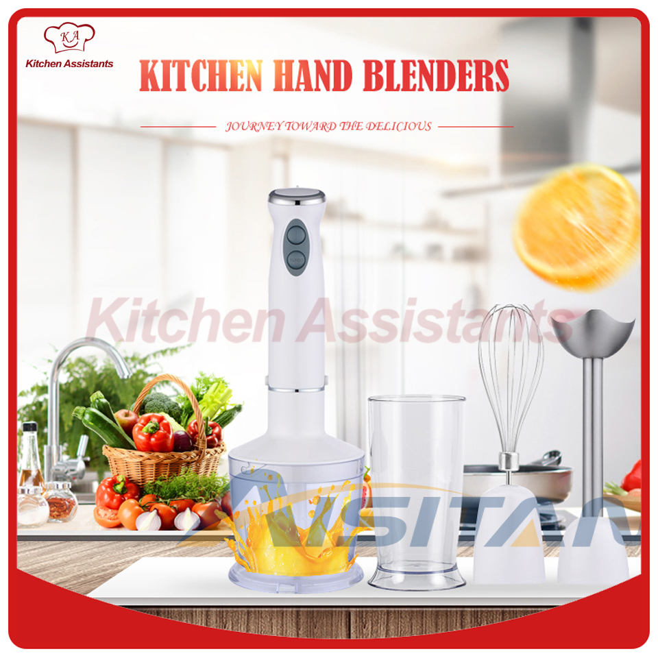 MQ535 Electric Smart Kitchen Food Cuisinart Stick Hand Blender Mixer Immersion for Vegetable Chopper with Cups 110V 220V 700W