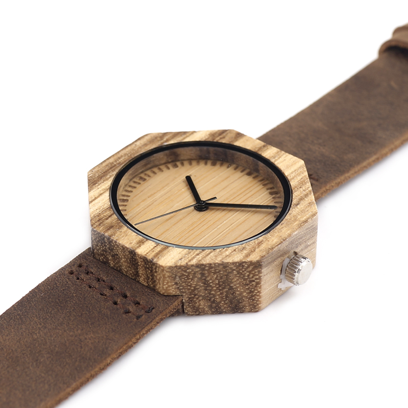 Watch Luxury Wood Ladies Watch Relogio Masculino C-D02 (7)