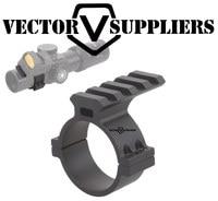 Vector Optics Scope Mount Anel 35mm 34mm com Picatinny Rail fit 21mm Tecelão Vista Vermelha do Ponto para 34 35mm Riflescopes