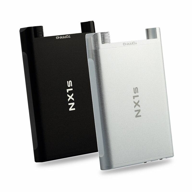 Tamping nx1s hi-res amplificador de auscultadores portátil de alta fidelidade digital amp