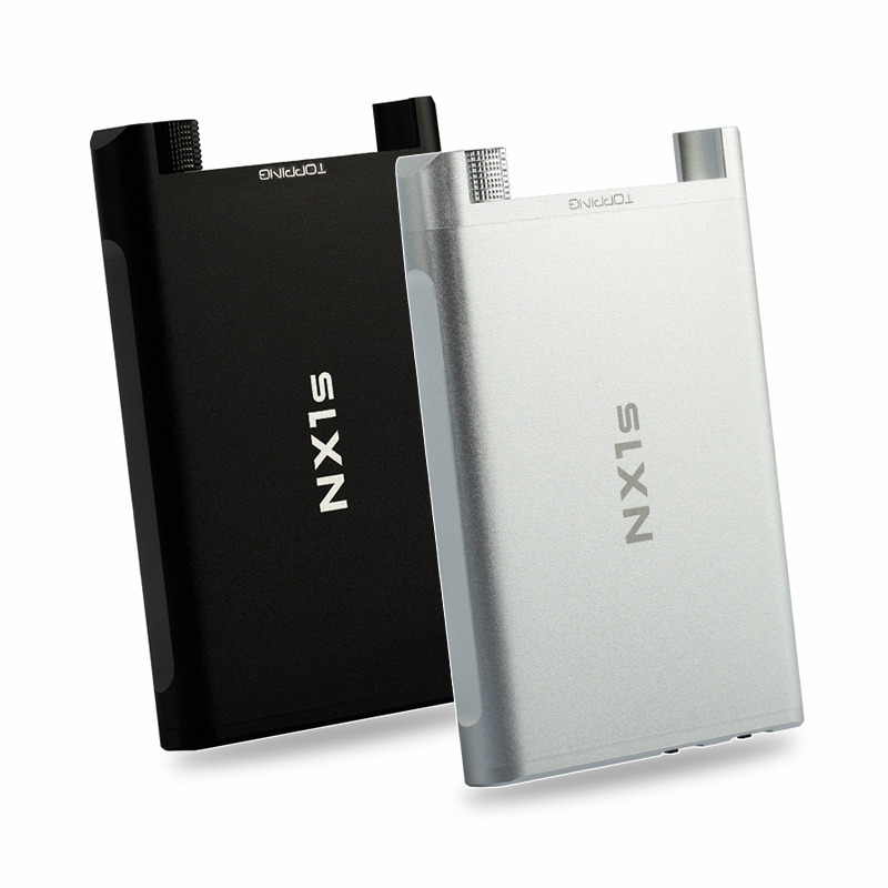 Topping NX1s Hi-Res Digital HiFi Portable Headphone Amplifier