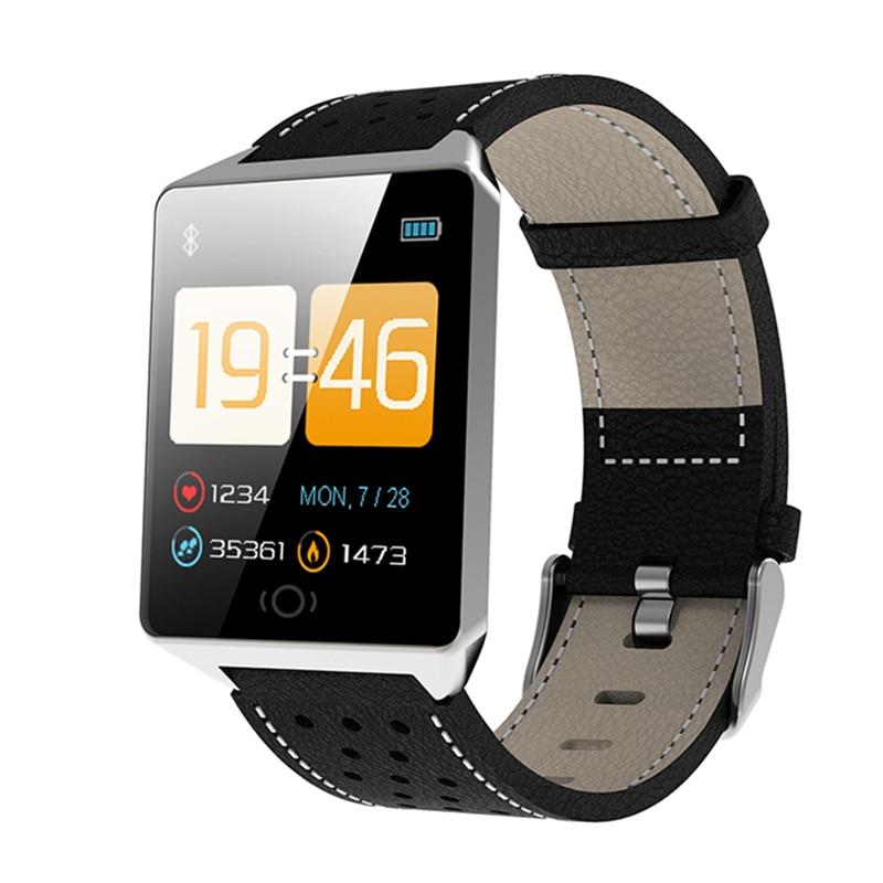 Drop Shipping Square Mirror Face IP67 Smart Watch Men Women LED Watches Sport Fitness Wrist Watch