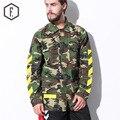 Brand Men Autumn Winter Multi Pockets Military Camouflage Tactical Jacket Men Fashion Swag Long Style Cotton Coat Jaqueta 2016