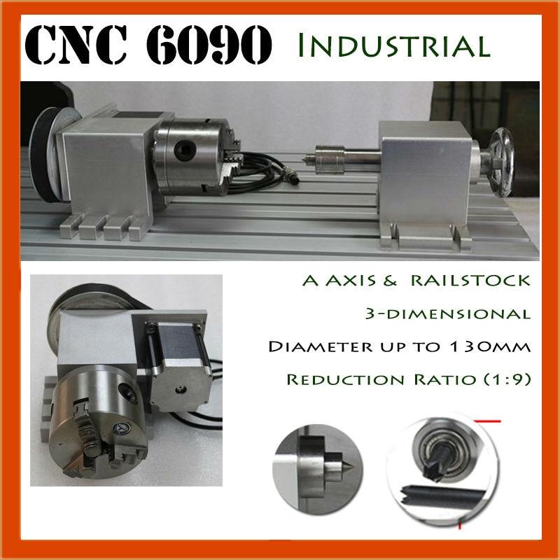Ipari 6090 CNC útválasztó formázó fa dizájn faragó - Famegmunkáló berendezések - Fénykép 4