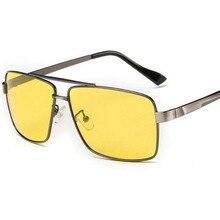 Plug Size Portable Outdoor Metal Frame Sunglasses Night Vision Comfortable Eye Protective Eyewear Sunglasses For Drivers Hot