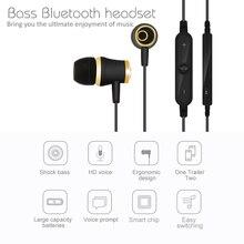 Sport Bluetooth Earphones Wireless Headphones Running Headset
