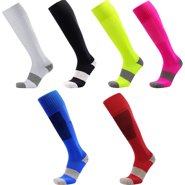 high fashion detailed images official images US $8.28 24% OFF|Men's 20 30 mmHg Graduated Compression Socks Firm Pressure  Circulation Quality Knee High Breathable Hose Sock Airplane Travelers-in ...