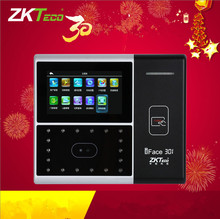 Zksoftware Iface301 4.3″ TFT Face&RFID Card Biometric Time Attendance Access Control Support