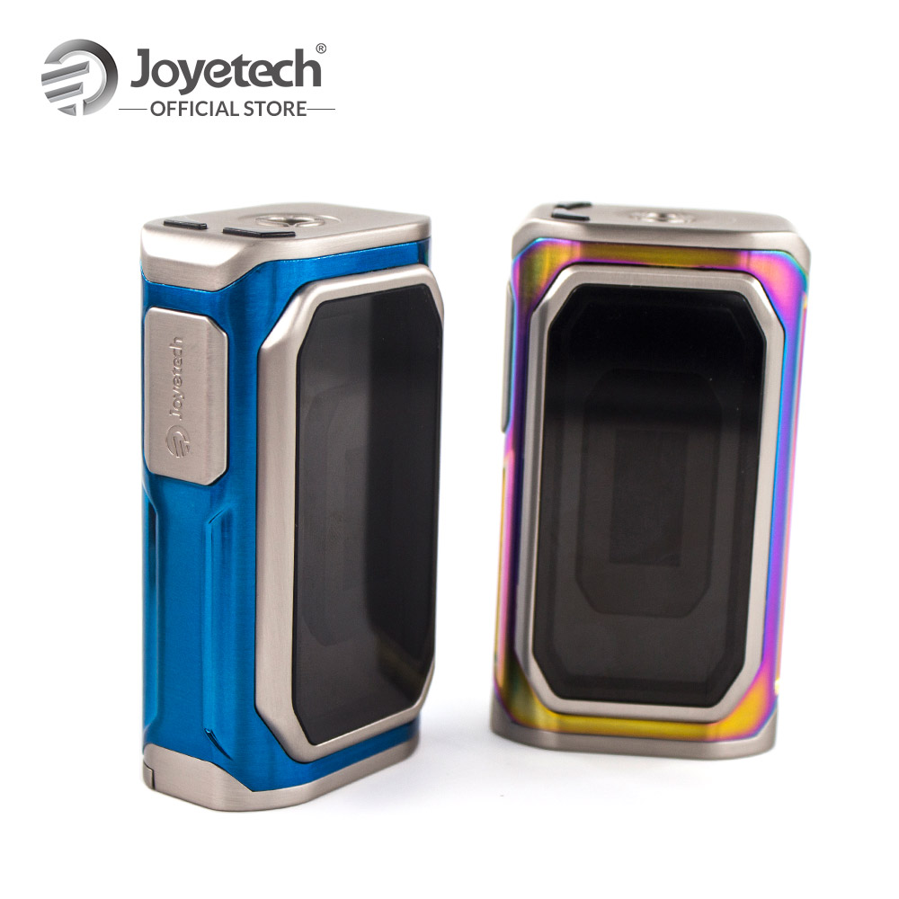 D'origine Joyetech ESPION Boîte Infini Mod Sortie 230 w Puissance 0.96 pouce Écran Par Puissance/RTC/Bypass/ TC/TCR Modes E Cigarette
