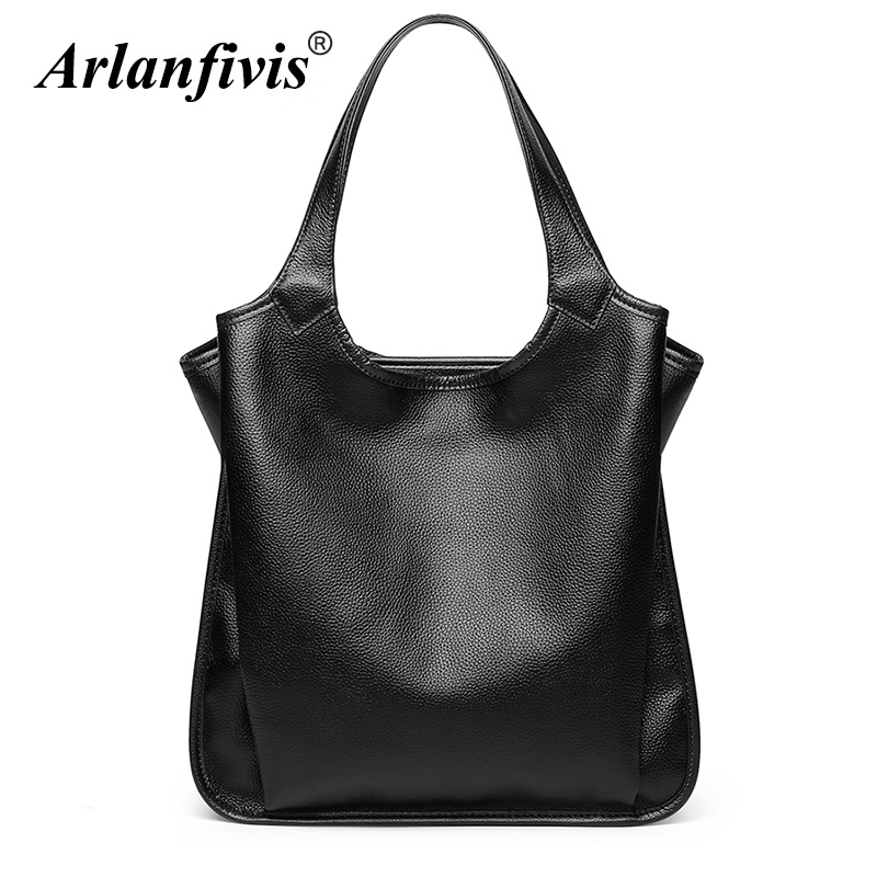 Arlanfivis Genuine Leather Luxury Bag Original Brand Designer Fashion Women Bags Lady Leather purses and handbags feminina Hobo zooler brand genuine leather women purses and handbags luxury handbags women bags designer fashion style lady shoulder bag b163