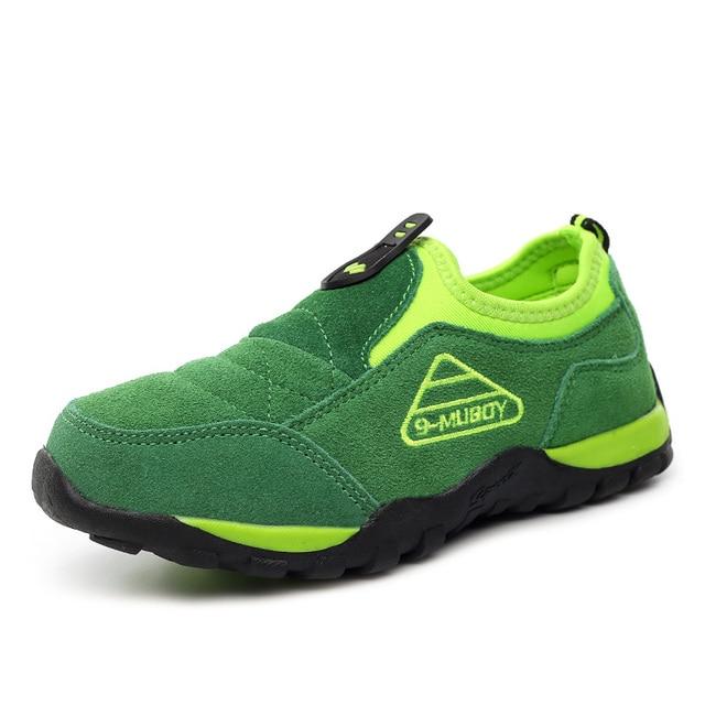 a3251563d996e CSXD Mode Garçons Slip sur Mocassins En Daim En Cuir Plat Chaussures  Adolescent Garçon Grand Casual