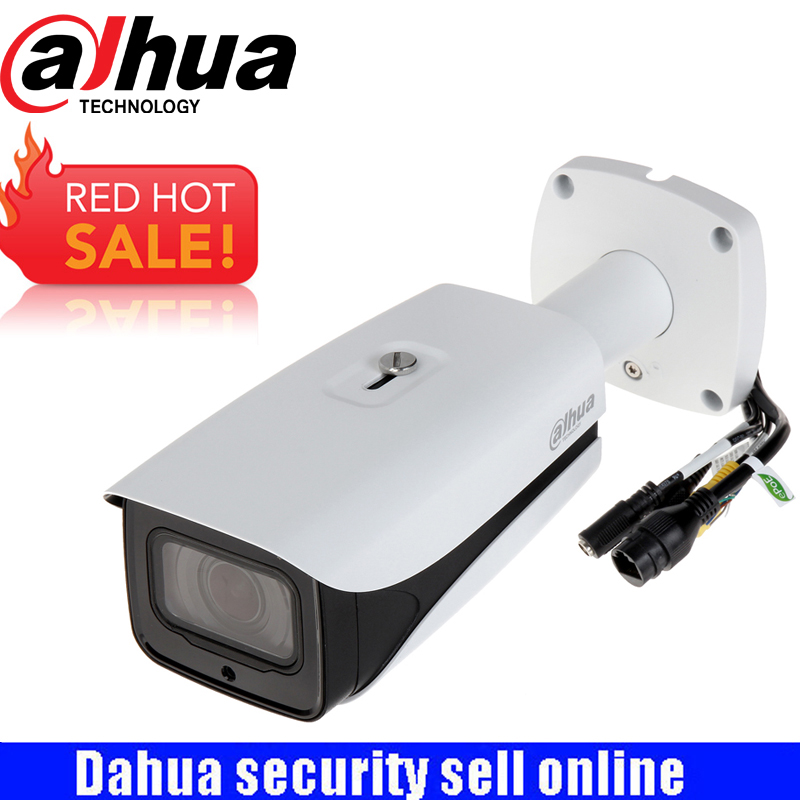 DAHUA Outdoor IP Camera 6MP WDR IR Bullet Network Camera with POE With Logo IPC-HFW5631E-ZE free shipping dahua cctv camera 4k 8mp wdr ir mini bullet network camera ip67 with poe without logo ipc hfw4831e se