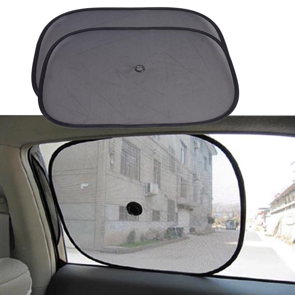 Portable Car Side Window Sun Shade Cover Useful Auto