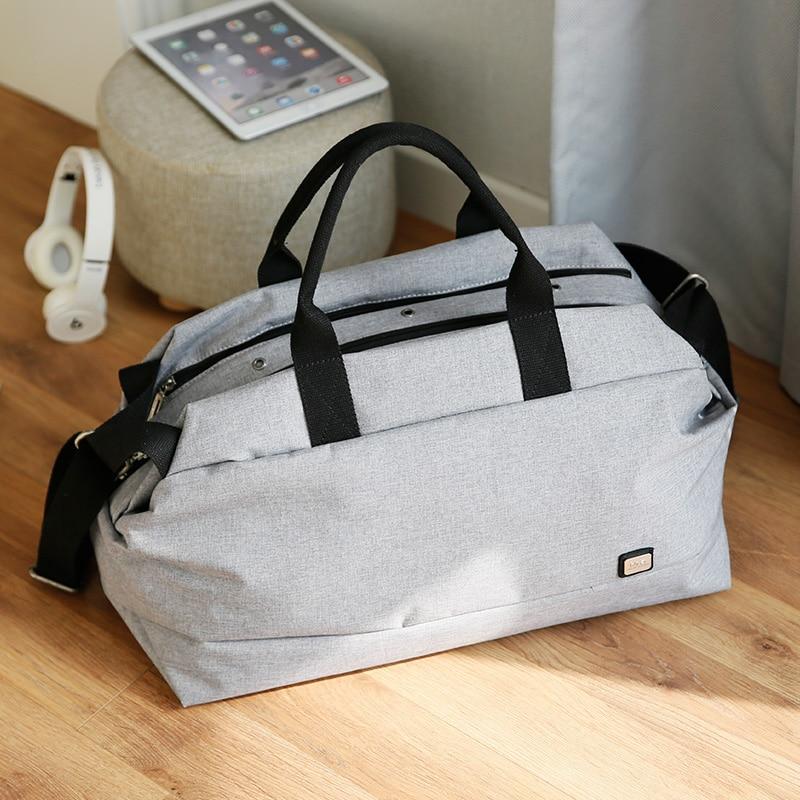 2019 Mark Ryden hommes sac de voyage grande capacité multifonctionnel sac à main étanche sac à bagages d'affaires sacs de voyage - 5
