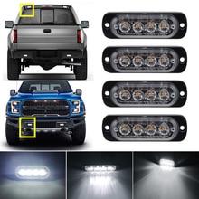Car Truck Emergency Beacon Warning Hazard Flash Recovery Strobe Light BARS 12V  waterproof White Blue Red Amber стоимость