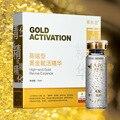 De Gama alta 24 K Oro Revitalizante Esencia Cuello Suero 15 ml anti-arrugas Rejuvenecimiento Blanqueamiento Líquido Envío Gratis