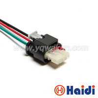 Free Shipping 1set 3pin Auto Engine Speed Crankshaft Position Sensor Connector Plug Wire Harness Connector