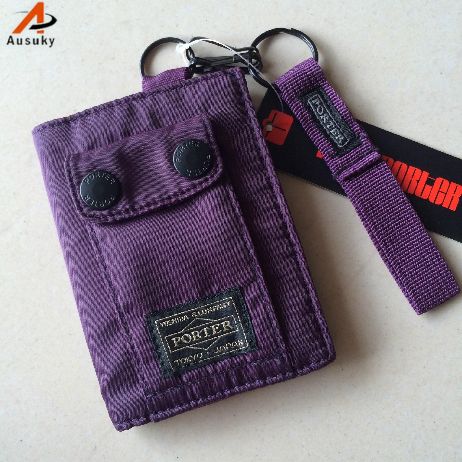 Nylon Brieftasche Für Männer Dünne Geld Clips Brieftaschen Männer Berühmte Design Marke Luxus Geldbörse Geld Clip 40 Eine Hohe Bewunderung Gewinnen