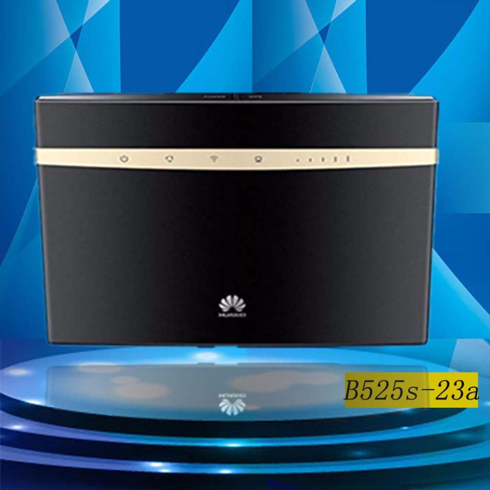 Huawei B525 4G LTE Cat6 Wireless Router ...