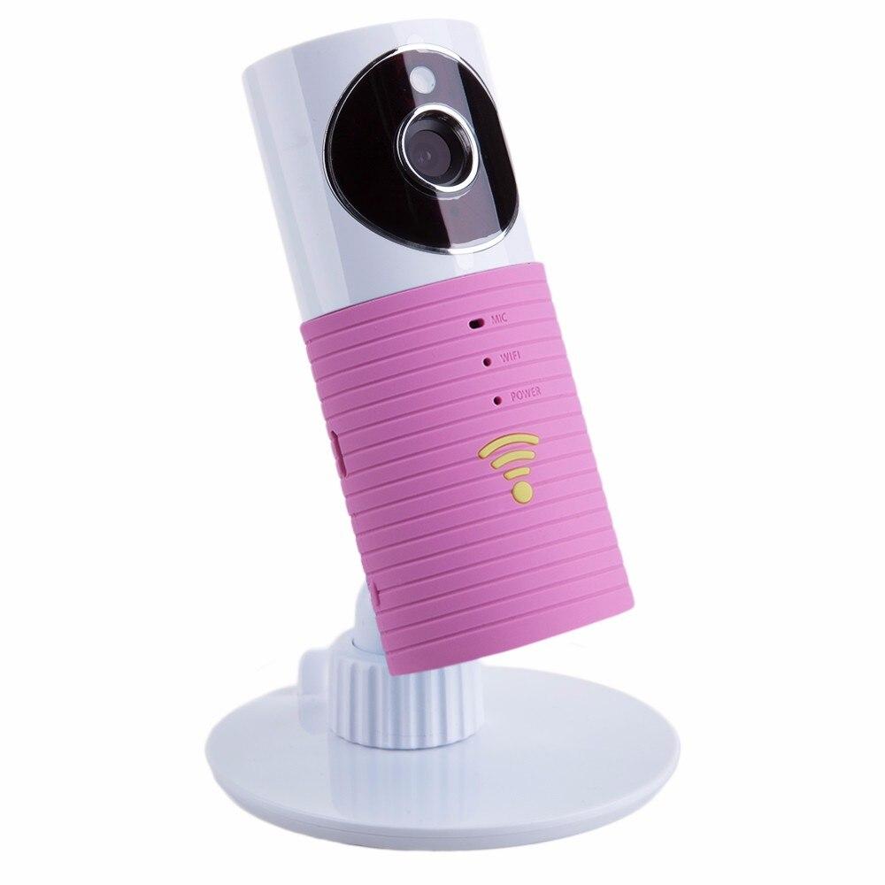 Intelligent chien 720 P wifi caméra ip moniteur IR vision nocturne 2 voies parler PIR détection de mouvement bébé alarme bebek kamera wifi bébé moniteur