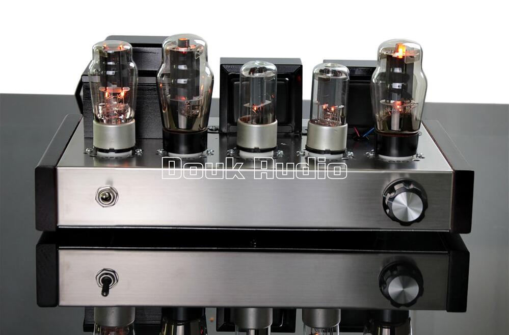 Hand made 6N8P+6P3P HIFI Single-Ended Pure 2.0 Stereo Class A Tube Amp Vacuum Power Amplifier Finished Product 110~240V finished 6n2 fu32 vacuum tube amplifier single ended tube power amp 110v or 220v version available