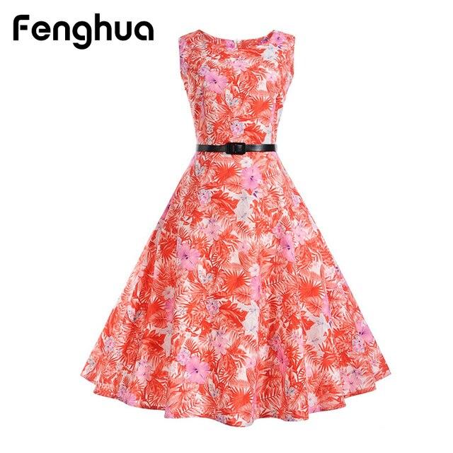 Fenghua 2017 Mujeres Del Verano Vestido Ocasional Atractivo de La ...