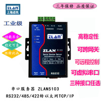 serial Ethernet Switch Ethernet module |RS232/485/422 Ethernet ZLAN5103