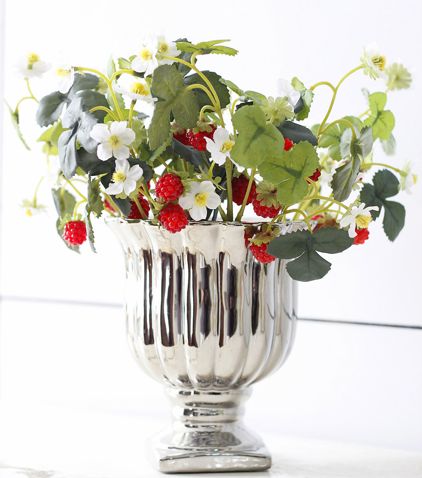 Buy Artificial Strawberries And Get Free Shipping On Aliexpress