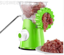 New Household Multifunction Meat Grinder High Quality Stainless Steel Blade Home Cooking Machine Mincer Sausage Machine
