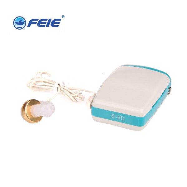 Feie cheap pocket  hearing aid china for elderly sound amplifier headphones device hearing S-93 feie s 520 ear hook amplifier sound for hearing machine cheap hearing aid china price free shipping