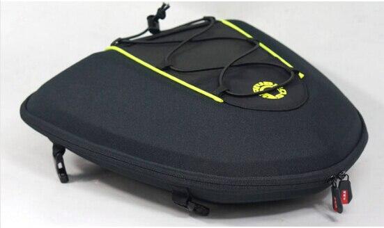 Бесплатная доставка 2015 новые uglybros задняя КТМ Кавасаки мотоцикл задний багажник мешок пакет с QR горб универсальный пакет хорошее качество!!