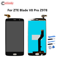 For ZTE Blade V8 Pro Z978 LCD Display+Touch Screen Replacment Digitizer Assembly Phone Panel Glass Parts For ZTE V8 Pro Z978 new