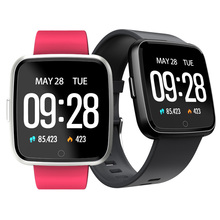 Купить с кэшбэком RUIJIE Fitness Bracelet IP67 Waterproof Smart Watch Heart Rate Tracker Blood Pressure Oxygen Monitor Men Women Sport Smart Band