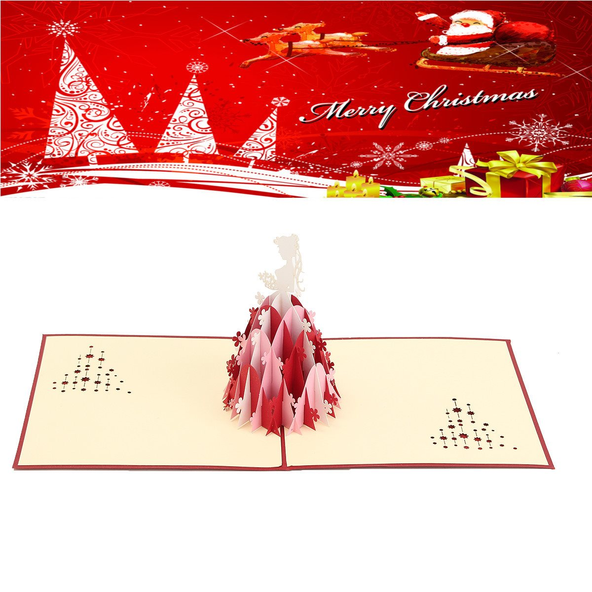 Online get cheap greeting card paper diy aliexpress alibaba group 3d diy greeting card table stereo romantic wedding valentine anniversary marriage cards wedding invitation postcards craft paper kristyandbryce Gallery