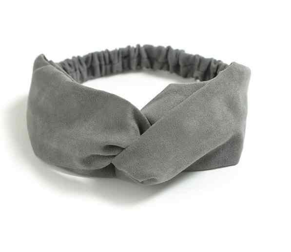 Dame Kopfschmuck Plaid 2019 Bogen Stirnband Turban Elastische Headwear Kopf Wrap Frauen Haar Zubehör für Frauen Gestreiften Haar Bands