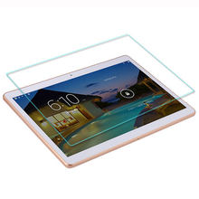 Gehard Glas Screen protector voor 3G 4G Lte Tablet PC 9.6 inch MTK8752 Octa Core 4GB RAM 16 GB/32 GB ROM 3G Tablet(China)