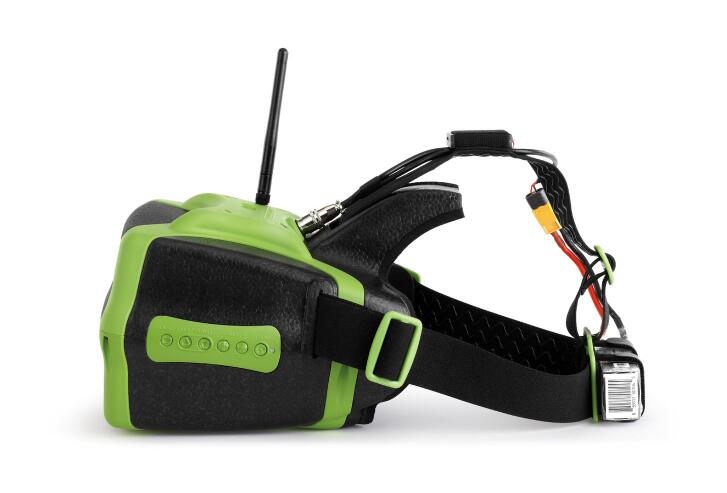 2017 Headplay SE drone FPV video glasses 5.8G 40CH goggles FPV Headset with DVR 7 1200x600 px low latency fpv package remote controller storage bag drone portable carrying case can place propeller tool video glasses battery monitor