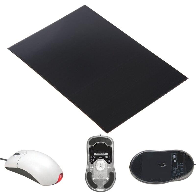 0,6mm Maus Füße Maus Skates Gaming Maus Ersatz Füße Pads Cut Diy Wasserdicht, StoßFest Und Antimagnetisch