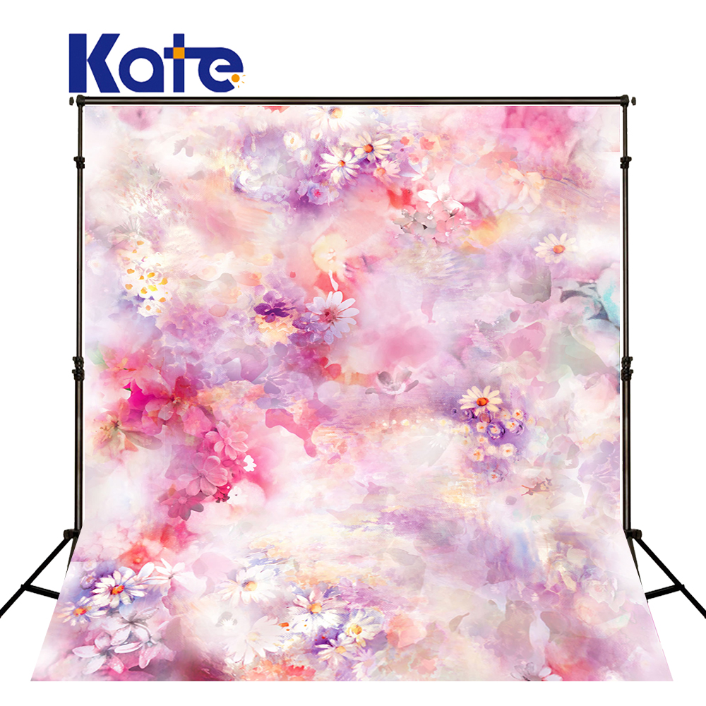 KATE Pink Flower Wall Backdrops Wedding Romantic Background Spring Photography Backdrops Newborn Photography Background сумка kate spade new york wkru2816 kate spade hanna